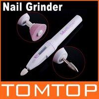 Wholesale Mini Cordless Nail Art Drill Tools Nail Grinder Nail Polisher Shaper Manicure Grooming Kit Dropshipping