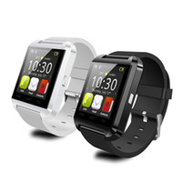 Wholesale U8 Bluetooth Smart Watch WristWatch for Smartphone Samsung LG Android IOS System