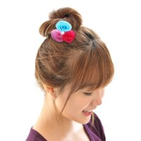 Wholesale Women Hair Jewelry Flowers Decoration Hairpins With Rhinestone For Wedding GRM