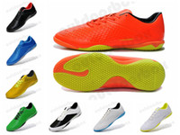 Wholesale HyperVenom Phelon Indoor Soccer Shoes Cheap Men Football Boots Volt Soccer Cleats Sneakers