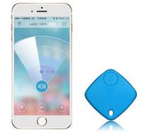 Wholesale Bluetooth Tracker Finder Bluetooth Server Mini Wireless Bluetooth Anti Lost Alarm bluetooth key finder for iOS devices
