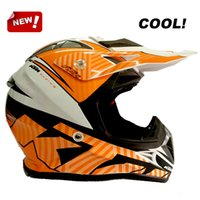Wholesale Newest Brand KTM Helmet Professional Motocross Helmet Men Motorcycle Casco Dirt Bike Rally Capacete DOT Approved M L XL XXL