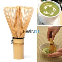 bamboo green tea - Natural Bamboo Chasen Matcha Whisk Preparing For Green Tea Powder Chasen Brush Tool for Matcha New