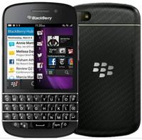 dual os - Original BlackBerry Q10 G TLE Mobile Phone BlackBerry OS Dual core GB RAM GB ROM MP Camera GPS WIFI Cell Phone Refurbished