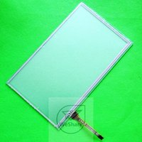 Wholesale hot sell New inch Touch Panel inch mm mm Digitizer For Car Navigation DVD Display Tablet Touch Screen Panel