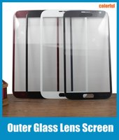 Cheap outer glass lens film Best sumsang Screen protector