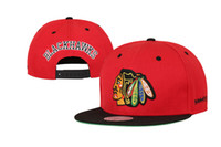 Wholesale 2015 New Arrived NHL Chicago Blackhawks gorras planas Hat Adjustable Baseball bones aba reta Snapback Hockey Cap Adjustable Hiphop chapeu