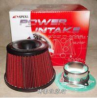 Wholesale New apexi car air filter intake mushroom head high flow modification mushroom head car of high quality air filters