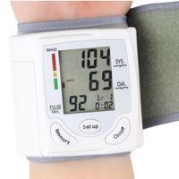 Wholesale Digital Wrist Cuff Blood Pressure Monitor