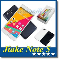 Wholesale 10pcs Jiake Note N9200 Dual Core inch Dual SIM Android Cell Phone MB GB Smart Mobile Phone