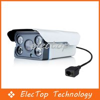 Wholesale Array IR xLED MP HD P CCTV Security Network IP Camera Waterproof