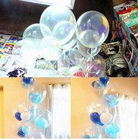 Wholesale 100pc Inch g Clear Helium Latex Balloons Party Wedding Birthday Christmas Event Decoration Balloon Hot sale