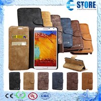 Cheap For Samsung wallet case for iphone 6 Best Leather Customize flip leather case for iphone 5
