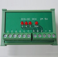 Wholesale Servo Encoder Differential TTL to Collector HTL Signals Converter DC5V Ways MHz Frequency
