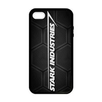 For Apple iPhone apple industries - Stark Industries Iron Man customized fashion design for iphone case quot plus quot for iphone s s c Back cover case