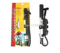 Wholesale BMB bicycle pump mini pump convenient bicycle pump bicycle accessories order lt no track