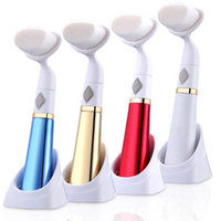 Wholesale Electric Facial Cleaner New Generation colors Brushhead Skin Care Face Cleaner instrument a comprehensive list