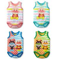 anpanman clothes - or Retail New Anpanman Cotton Children s Cloth One Piece Clothes Superman Girl s Boy s Romper