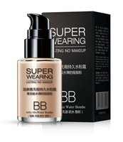 Wholesale New Arrival Super Wearing Lasting No Makeup BB Jelly Like Water Bombs Natrual BB Foundation Concealer