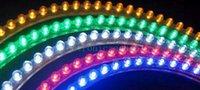 Wholesale 6 CM LED for motorcycle car bike decoration waterproof V Flexible led Strip Light