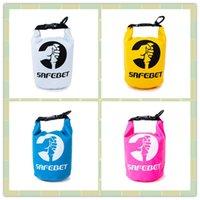 Wholesale Fashion Waterproof Dry Bag Dry Bag Swimming Beach Debris Sandbags Seaside Waterproof Pouch Outdoors Rafting Camera Phones Waterproof Bag In