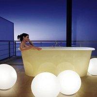 ball furniture - LED Table Light Desk lamp waterproof LED ball Light Outdoor furniture decoration Christmas LED Light ground ball lamp Ball Floor Light