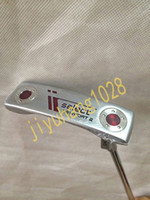 Wholesale 2015 New select silver Newport2 putters inch right hand golf clubs putter include headcover
