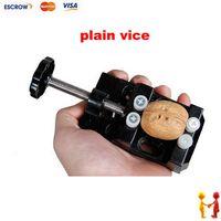 Wholesale Mini Alloy Plain Vise bench vise clamp jig for small workpiece