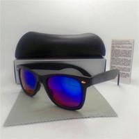 Wholesale 2016 New Brand Designer Fashion Men Coating Sunglasses UV400 Sport Vintage Women Sun glasses Retro Eyewear With Original box