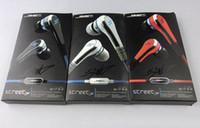 achat en gros de 50 cent headphones-Mini 50 cent SMS Audio 50 cent Ecouteurs intra-auriculaires STREET 50 Cent Ecouteurs intra-auriculaires en stock expédition gratuite dropship