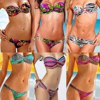 Cheap swimwear Best push up bikini