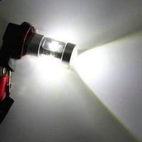 Wholesale H11 W Cree High Power LED Car Fog Running White Light Bulbs V Lamp New
