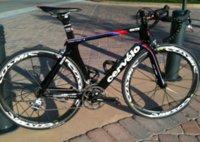 Cheap Buy Cervelo s5 bike Best Twill Cosmic 50MM WHEELSET