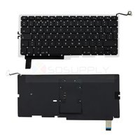 Wholesale Laptop Portuguese Keyboard Replacement for Apple Unibody Macbook Pro A1286 Mid to Mid Keyboard with Backlit