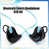 best bluetooth head set - Best Bluetooth Headphone Sports Head set STN STN Wireless Earphone Smart Stero For iPhone Samsung Xiaomi