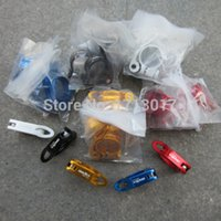 Wholesale Aluminum Alloy quick release bike parts seat post clamp MTB Bike Bicycle Sit tube Clip Clamping mm