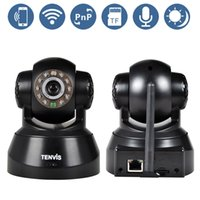 android phone wifi applications - Tenvis Wifi Wireless Baby Monitor IP Camera Security P T Phone Remote View Camera P2P network IOS amp Android Application
