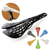 Wholesale Hot Sale Super Breathable Cycling Seat Accessories Mountain Road City Bicycle Light Saddle MTB Bike Parts