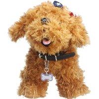 Wholesale Newly Design Fashion Dog Pendants Alloy Bone Shape Collar Accessories Pet Products Aug27