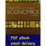 Wholesale Principles of Microeconomics th edition The McGraw Hill Series in Economics