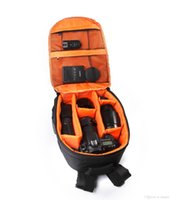 Wholesale New Photography Digital DSLR Camera Bag Backpack Waterproof Photo Camara Bags Case