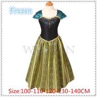 Cheap Frozen Girls Dresses Best Party Dresses