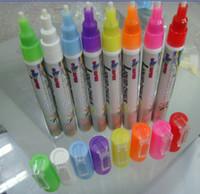 3mm led - mm Highlighter Fluorescent Liquid Chalk Marker Pen for LED Writing Board