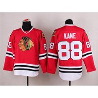 Wholesale Blackhawks Patrick Kane Red Hockey Jersey Cheap Hockey Wears Professional Hockey Uniform Mens Sports Jerseys Comfortable Hockey Apparel
