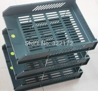 antistatic trays - Antistatic tier A4 Document Tray ESD File Trays Paper Tray Retail PC