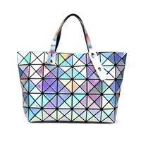 Wholesale Hot Sale Women Bag BAOBAO Sequins Folding Handbags Fashion Women Shoulder Bags Tote