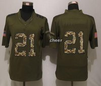 ac servicing - 2015 Newest Salute To Service Men s AC Peterson Green Salute To Service Limited Jerseys Football Jerseys