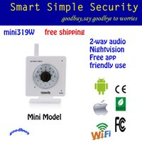 audio viewer - Cctv Camera Endoscope Tenvis Wireless Mini Ip Camera Night for Vision way for Audio wirelessip Cam Viewer Tool