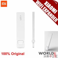 al por mayor señal original wifi-Marca Xiaomi WIFI inalámbrico inalámbrico Wifi repetidor red Wifi enrutador expansor Wi-Fi Antena Wi fi Roteador señal amplificador