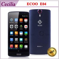 tv card player - ECOO E04 G LTE MTK6752 Octa Core Android Cell Phone inch FHD G G MP Camera Miracast Smart Wake